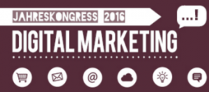 Logo von Digital Marketing Jahreskongress 2016