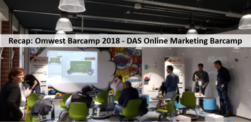 Recap OMwest Barcamp 2018
