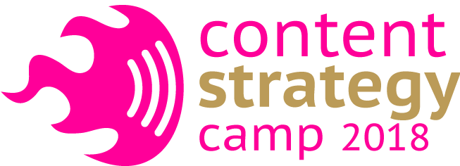 cosca content strategy camp Logo