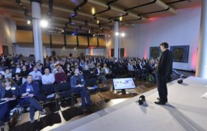 Relaunch Konferenz 2017 im Suisse Hotel in Berlin am 20.02.2017