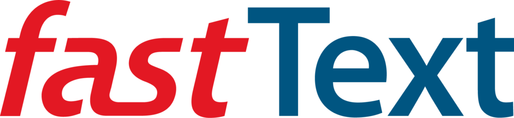fast Text Logo