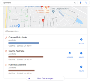 Google My Business - Local Boxen