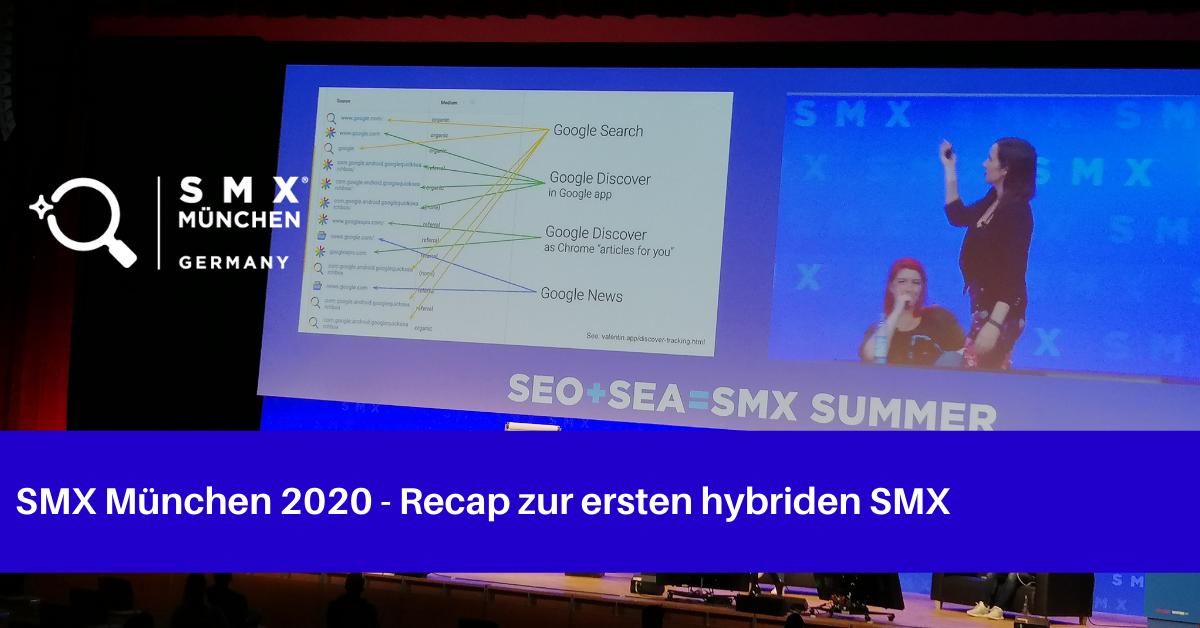 Recap SMX München 2020